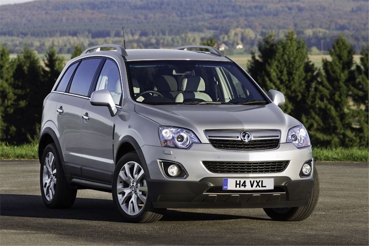 Vauxhall Revises Its Antara Suv Motoring News Honest John