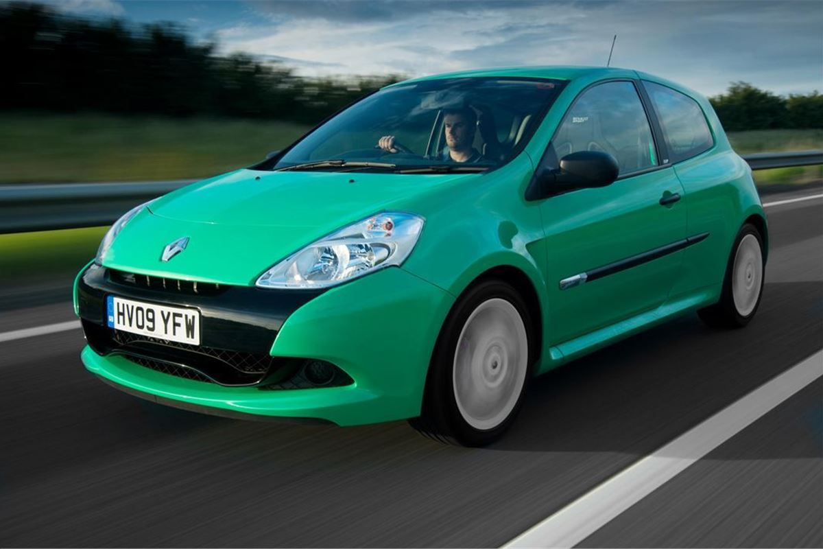 Car Selling Websites >> Renault Clio Renaultsport 2009 - Car Review | Honest John