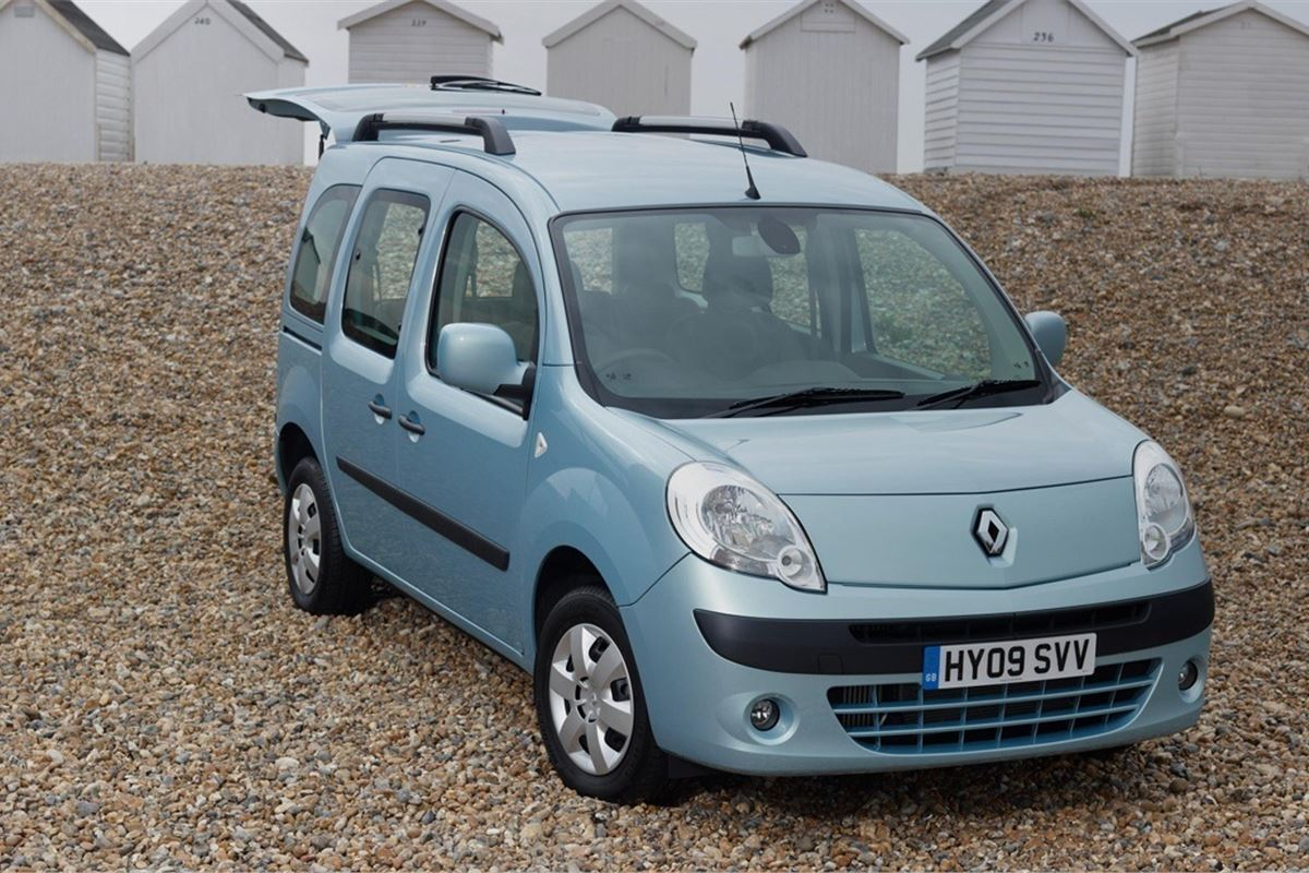 Car Tax  Renault Kangoo