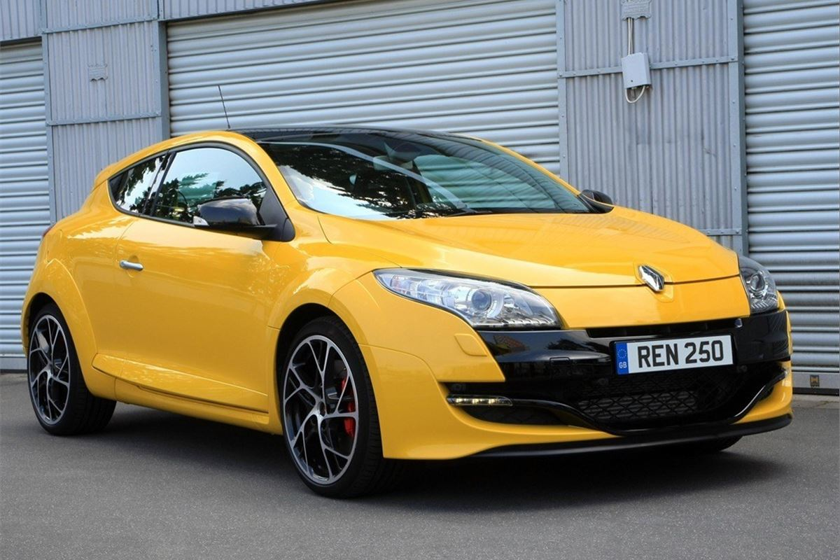 renault megane renaultsport 2009 car review honest john. Black Bedroom Furniture Sets. Home Design Ideas