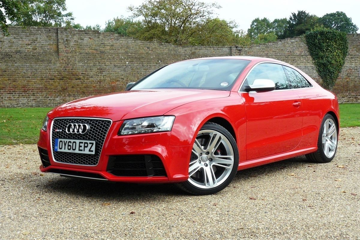 Audi Rs5 2010 Car Review Honest John