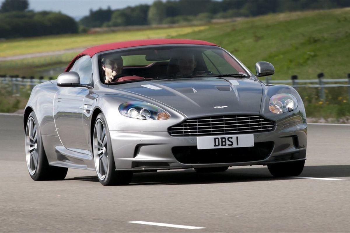 aston martin dbs volante 2009 - car review | honest john