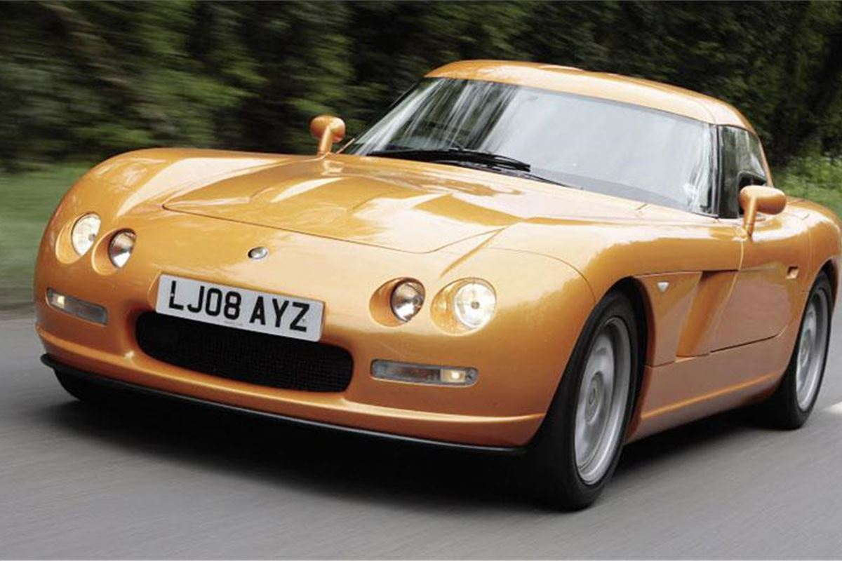 Bristol Fighter 2003 - Car Review