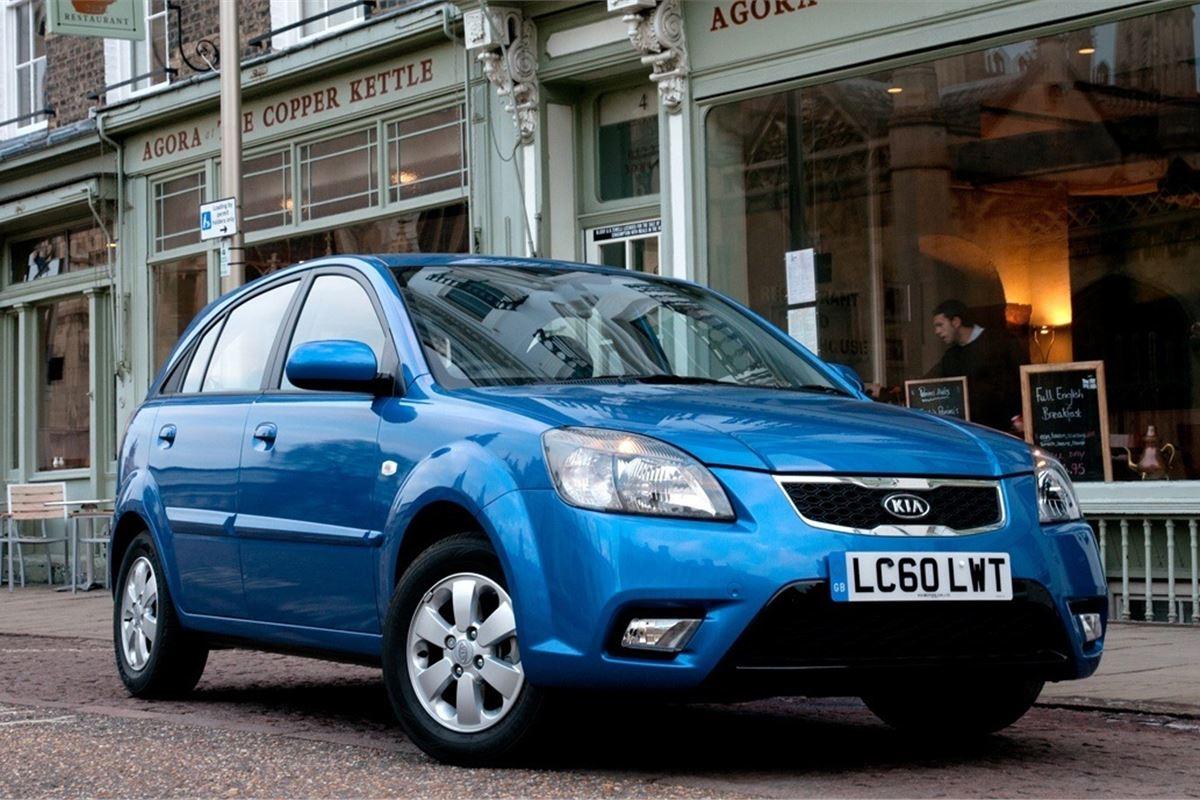 Kia Used Cars >> Review: KIA Rio (2005 – 2011) | Honest John
