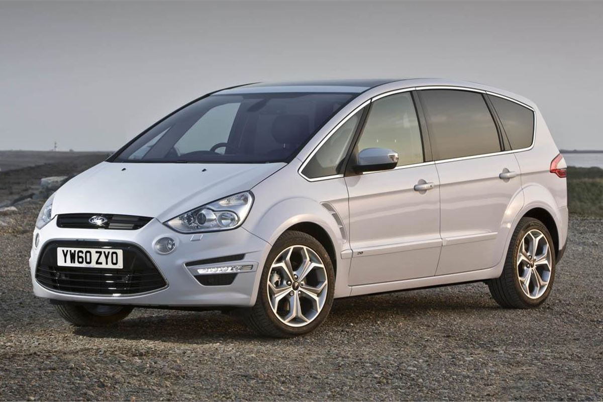 Ford S Max 2006 Car Review Honest John