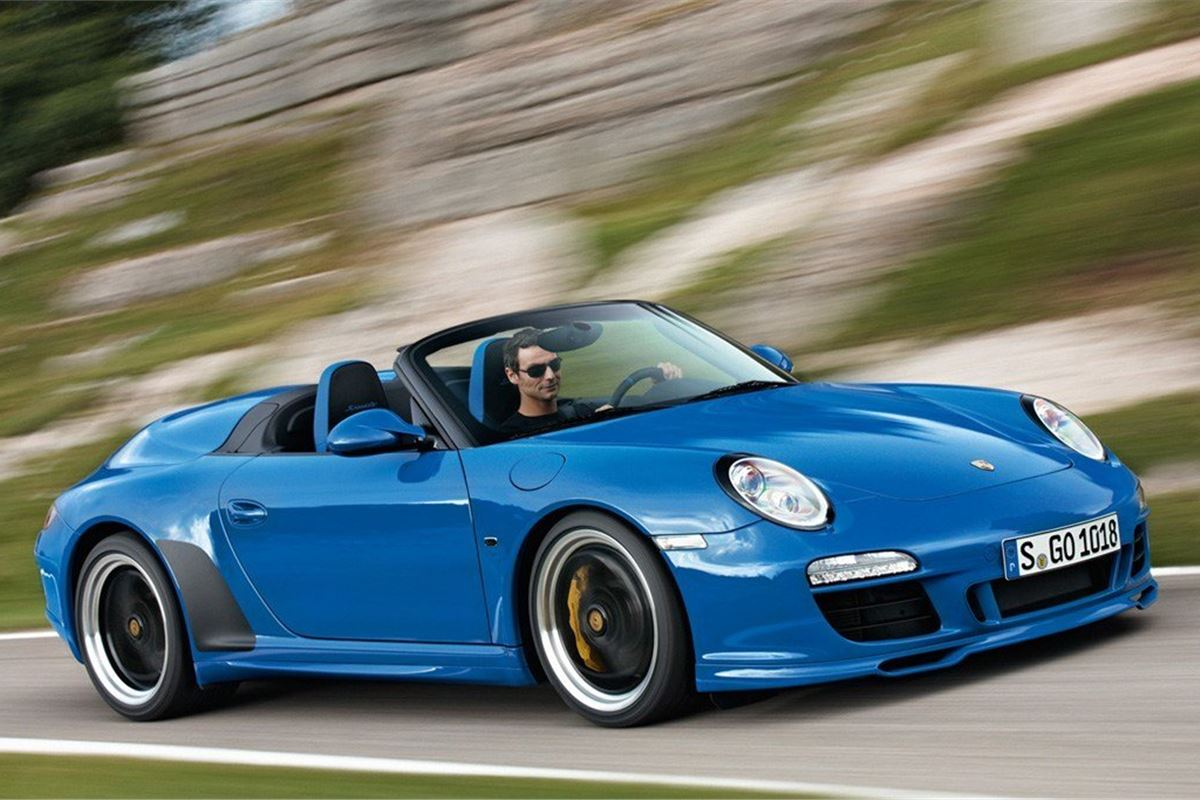 Porsche 911 997 Speedster 2011 - Car Review | Honest John