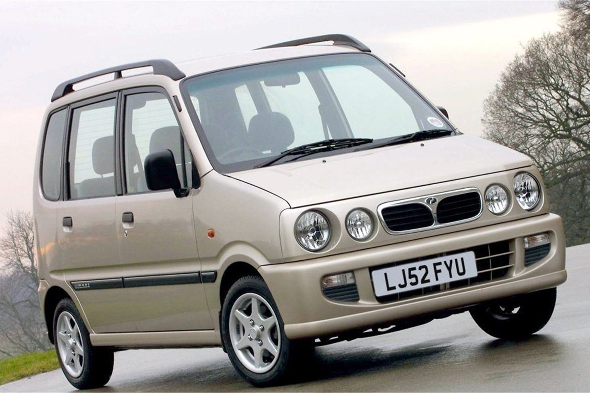 Perodua Kenari 2001 - Car Review  Honest John