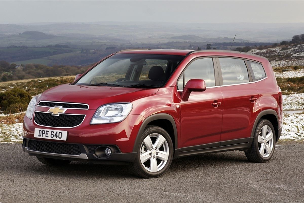 Chevrolet Orlando 2011 - Car Review