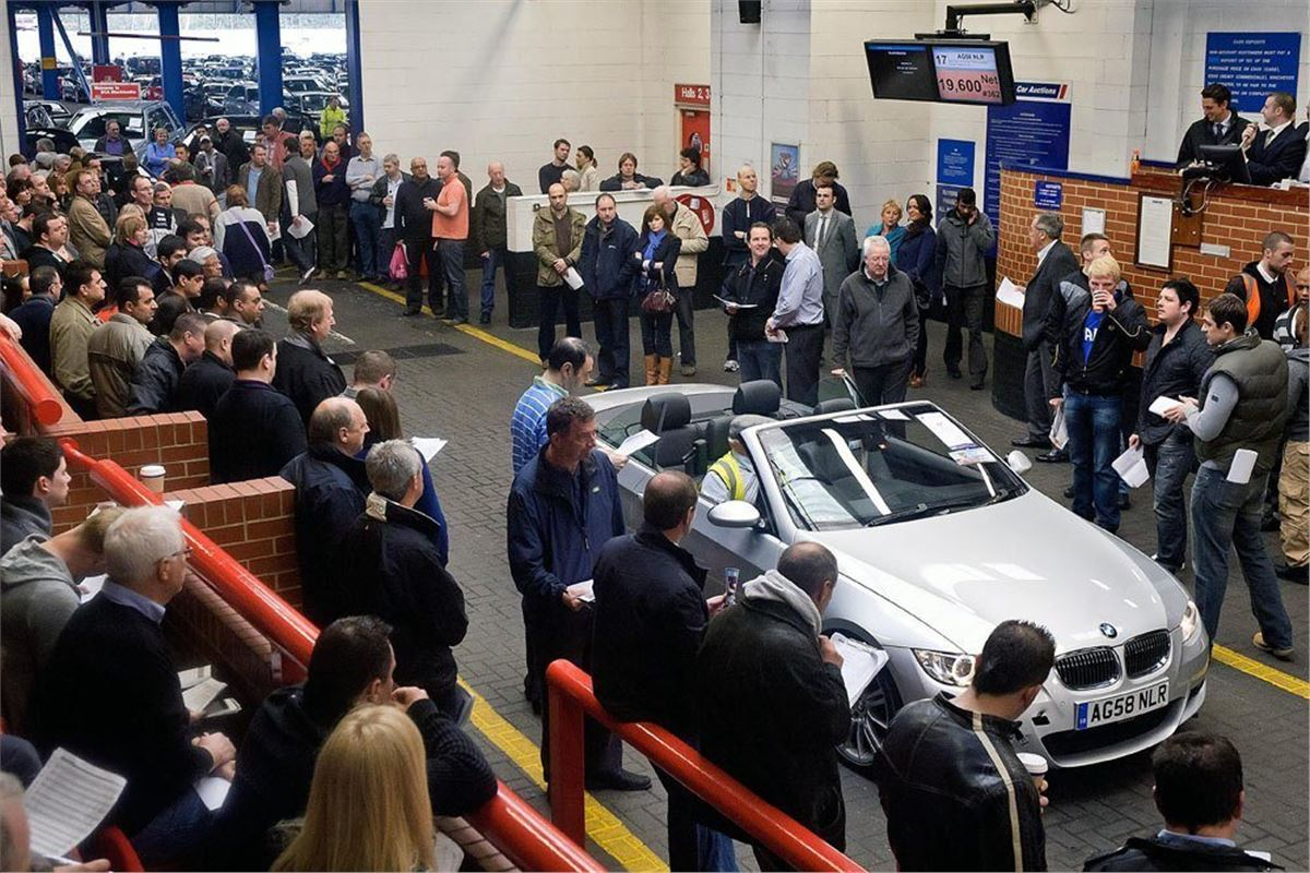 What Is The Trade In Value Of My Car >> 360 Cars Sold Outright at BCA Blackbushe Saturday Auction | Motoring News | Honest John