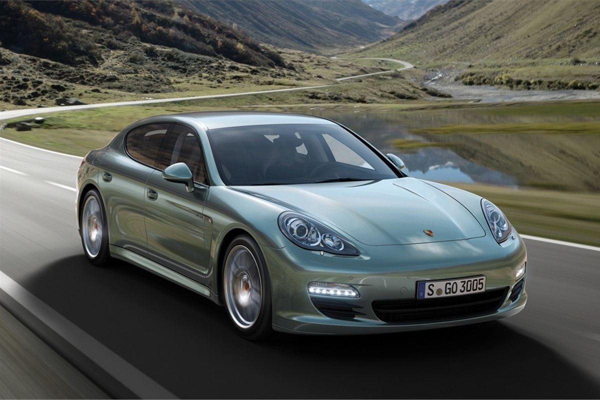 Porsche To Launch Diesel Powered Panamera Motoring News