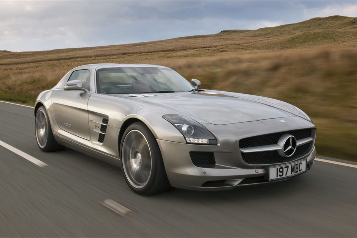 mercedes benz sls amg 2010 car review honest john. Black Bedroom Furniture Sets. Home Design Ideas