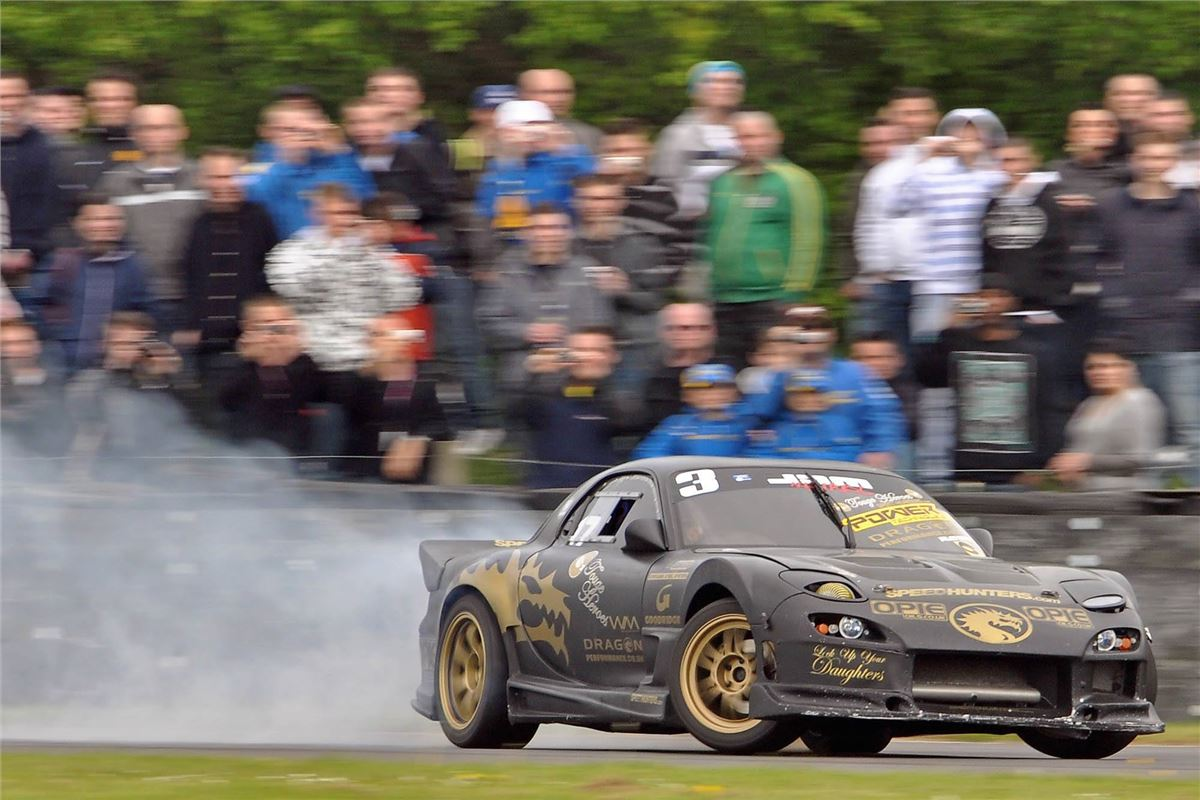More Japanese High Jinks At Castle Combe On 30th May