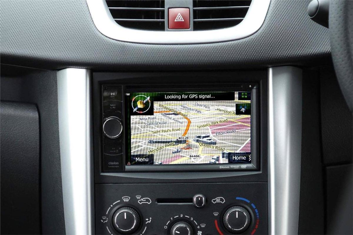 standard satnav in peugeot 207 sportium motoring news honest john. Black Bedroom Furniture Sets. Home Design Ideas