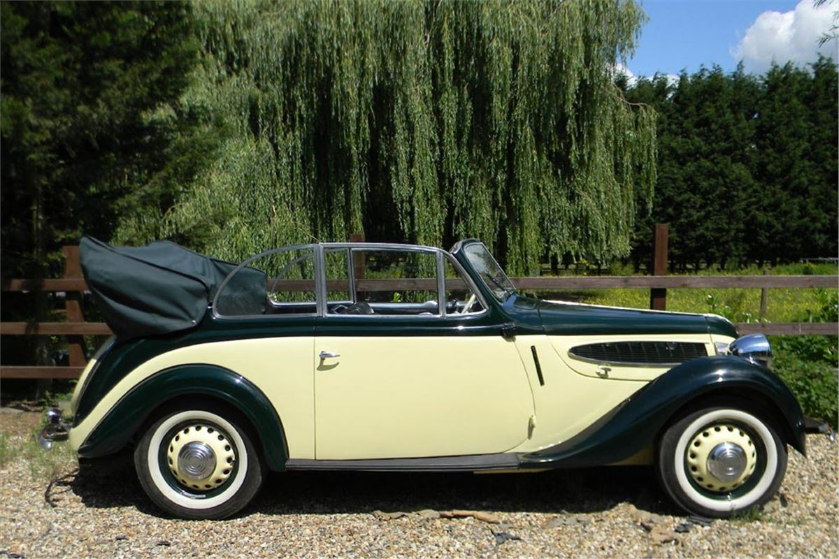 74 year old bmw 320 cabrio up for auction on 19th july motoring news honest john. Black Bedroom Furniture Sets. Home Design Ideas