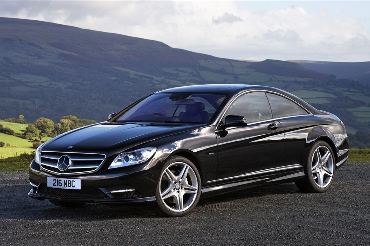 Review: Mercedes-Benz CL-Class (2007 – 2014)
