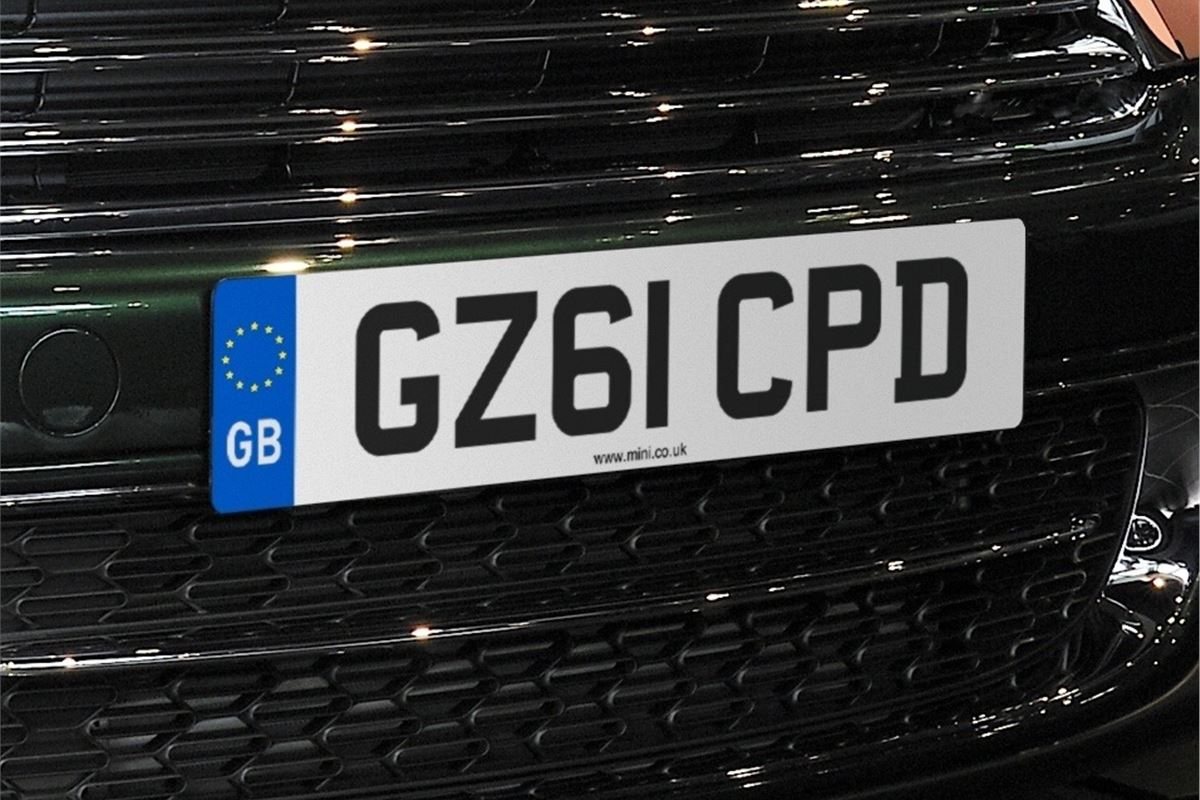 61 Plate The Background Info Motoring News Honest John