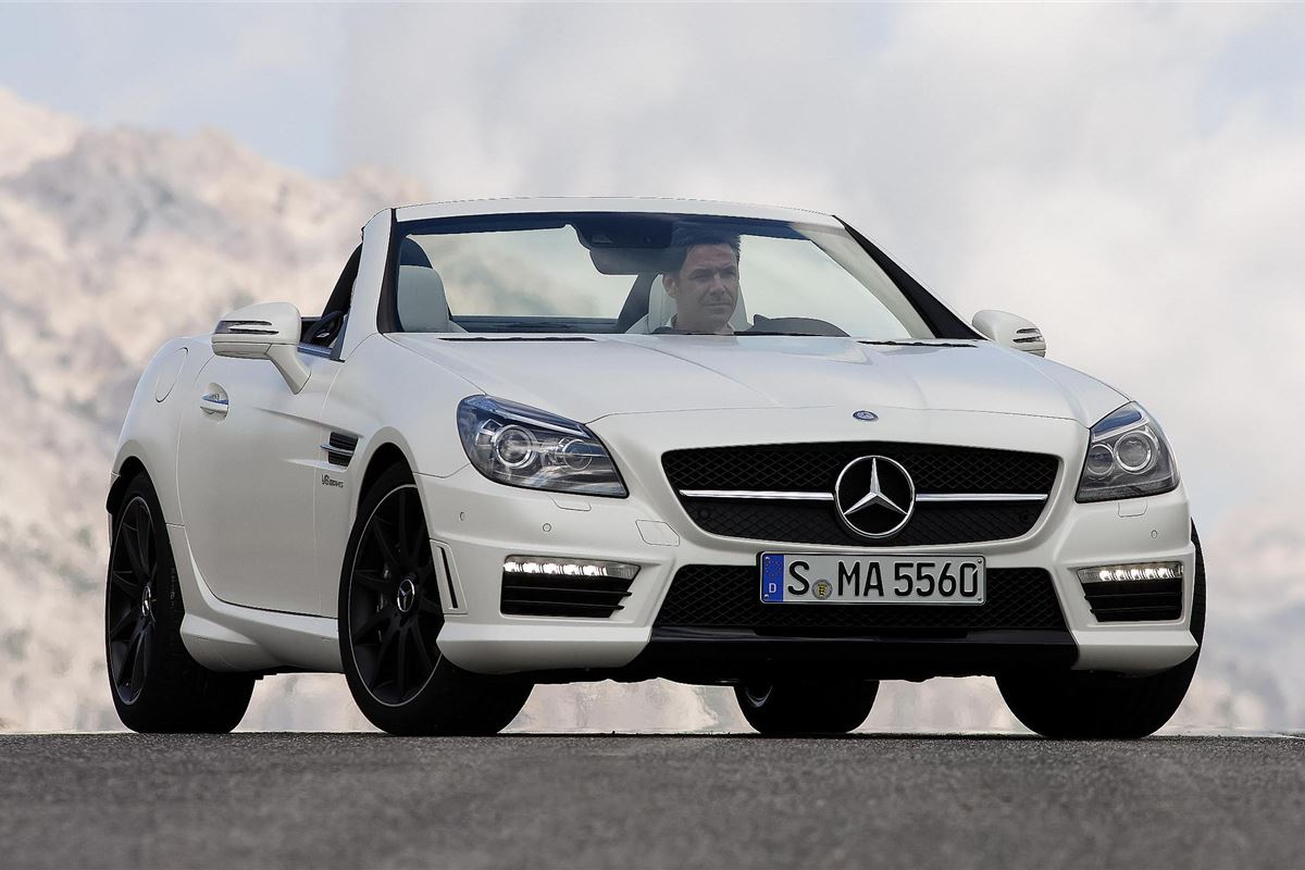 Mercedes Benz Releases Details Of New Slk Models