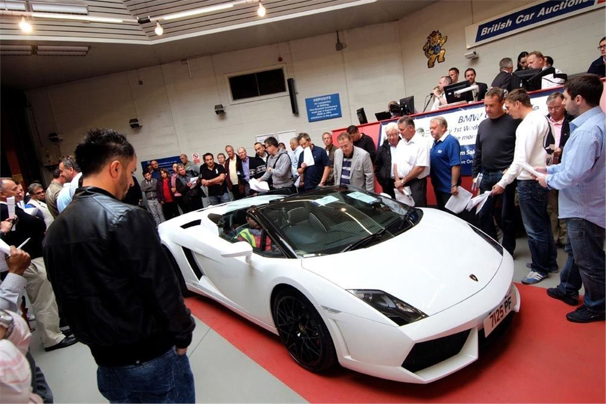 British Car Auctions Nottingham Uk