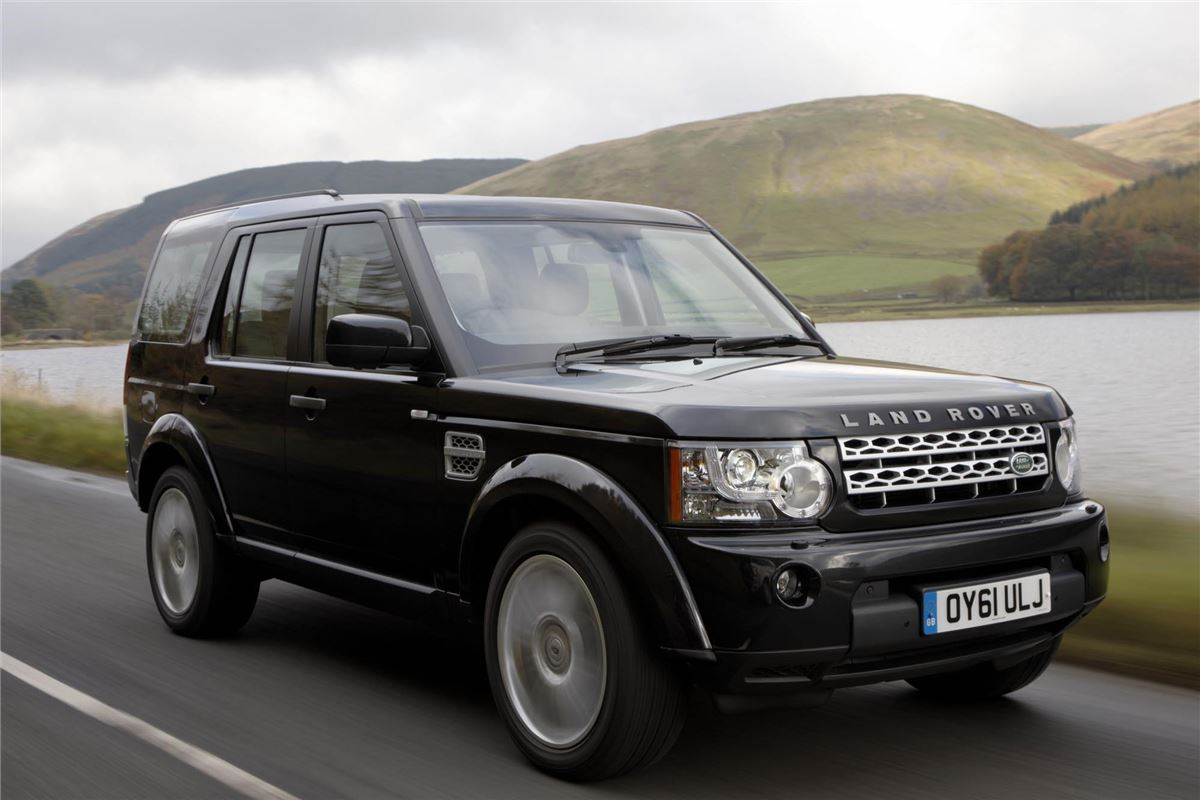 Discovery Auto Insurance >> Land Rover Discovery 4 2012 Road Test | Road Tests ...