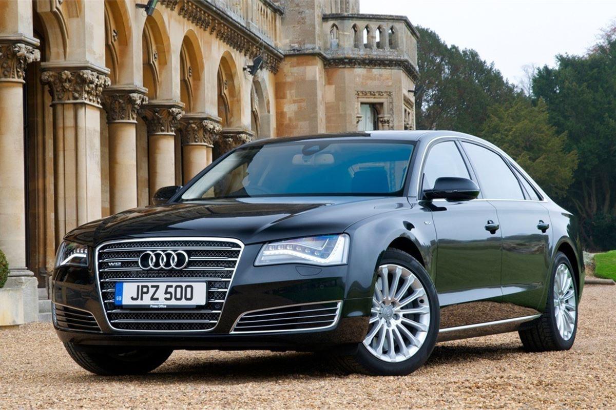 Audi A8 2010 - Car Review   Honest John