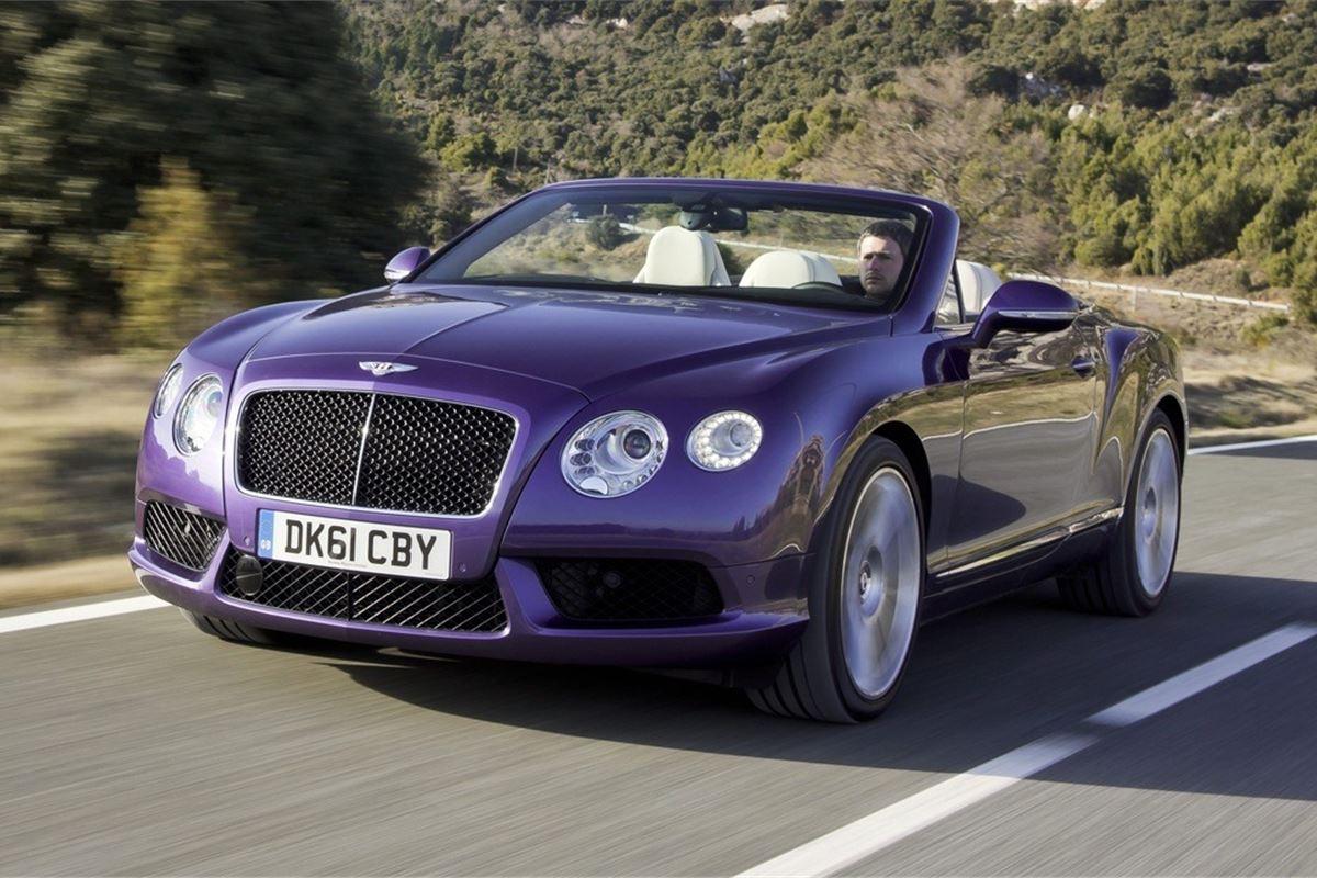 Bentley Continental Gtc 2011 Car Review Honest John