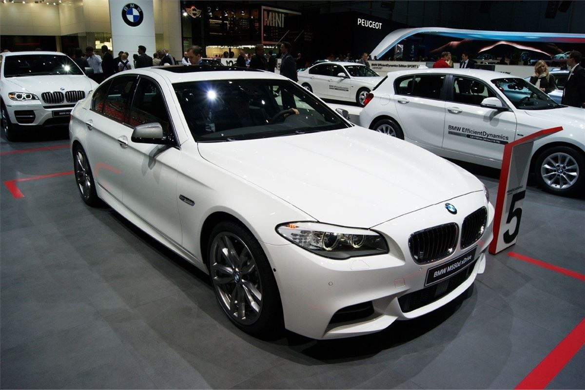 Geneva Motor Show 2012 Bmw Launches M Diesels Motoring