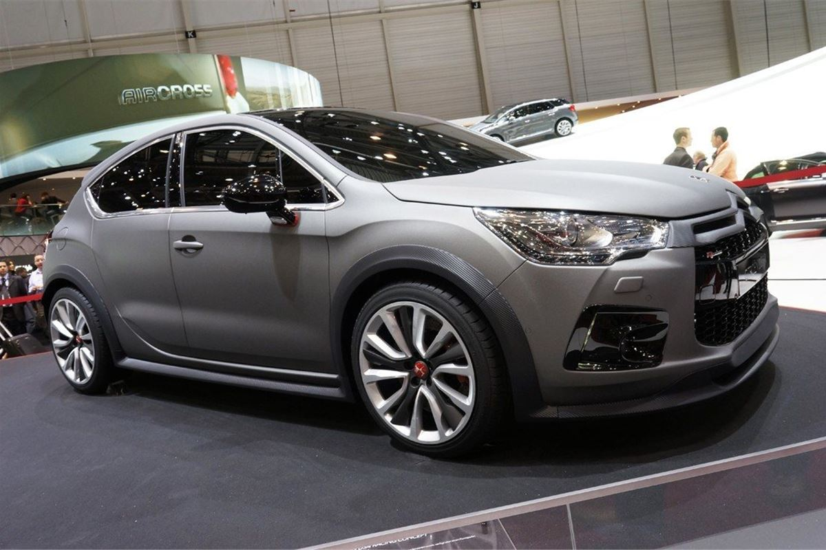 Show Low Ford >> Geneva Motor Show 2012: Citroen reveals DS4 Racing concept | Motoring News | Honest John