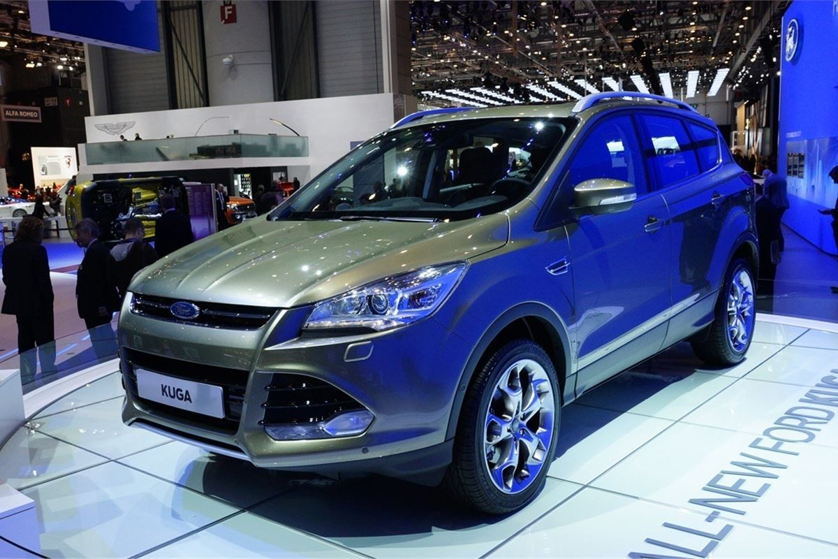 Image Result For Ford Kuga Faults