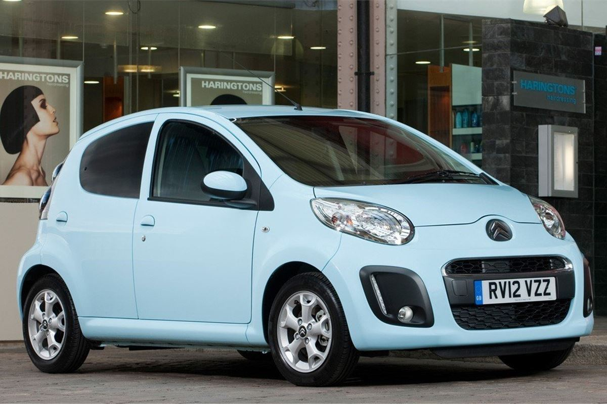 revised citroen c1 priced from 7 995 motoring news honest john