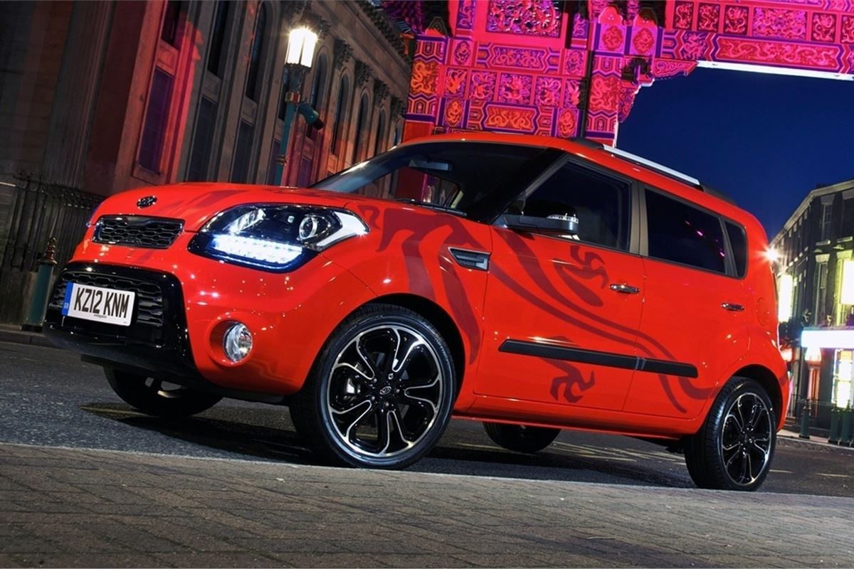 Kia introduces new Soul 'Inferno' | Motoring News | Honest ...