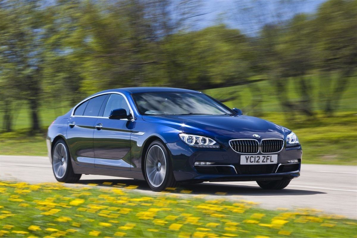 bmw 6 series gran coupe 2012 car review honest john. Black Bedroom Furniture Sets. Home Design Ideas