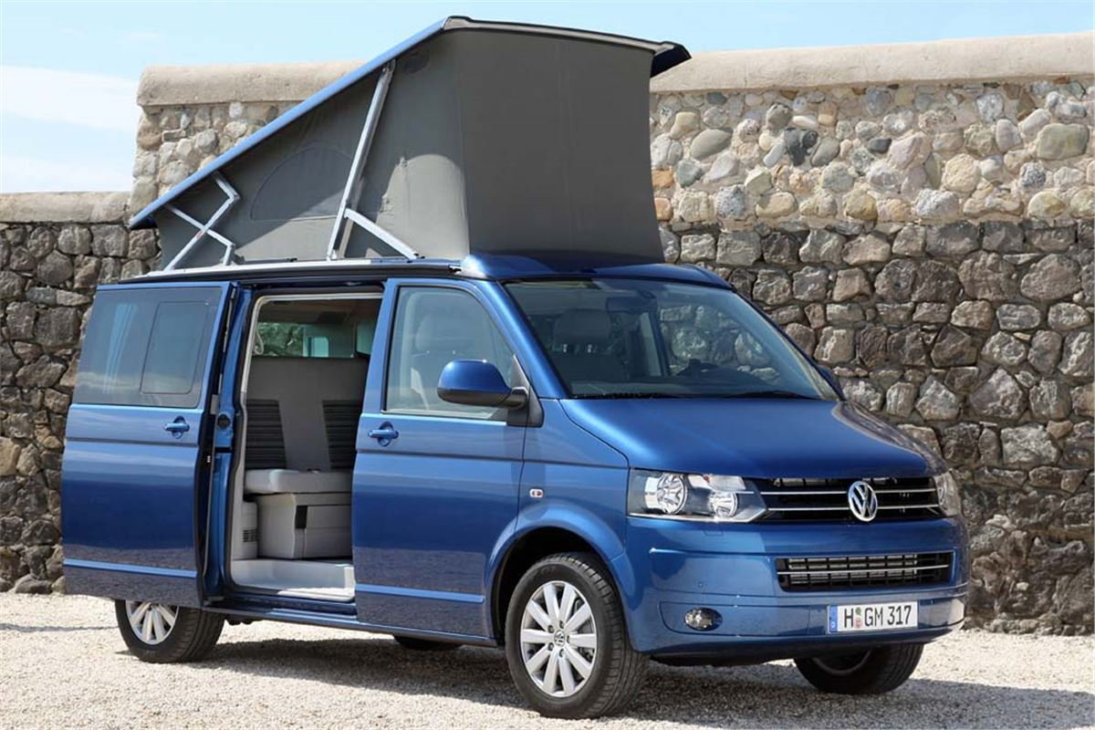 volkswagen t5 california camper 2010 road test road. Black Bedroom Furniture Sets. Home Design Ideas