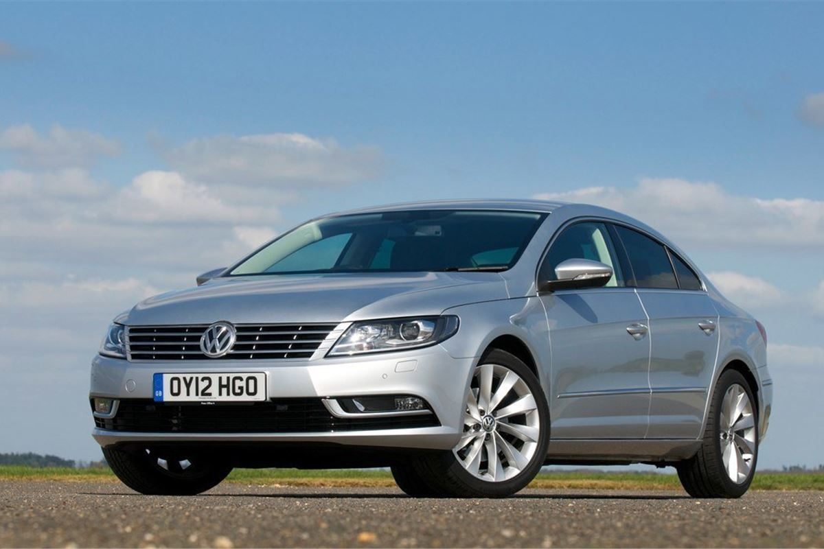 volkswagen cc 2012 car review honest john. Black Bedroom Furniture Sets. Home Design Ideas