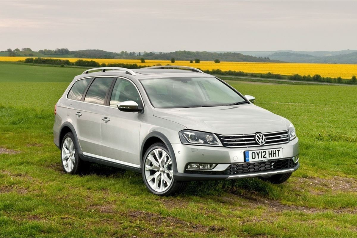 volkswagen passat alltrack 2012 car review honest john. Black Bedroom Furniture Sets. Home Design Ideas