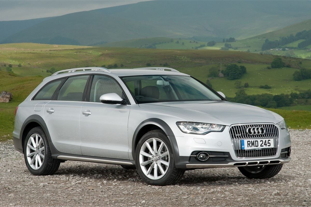 audi a6 allroad 2012 car review honest john. Black Bedroom Furniture Sets. Home Design Ideas