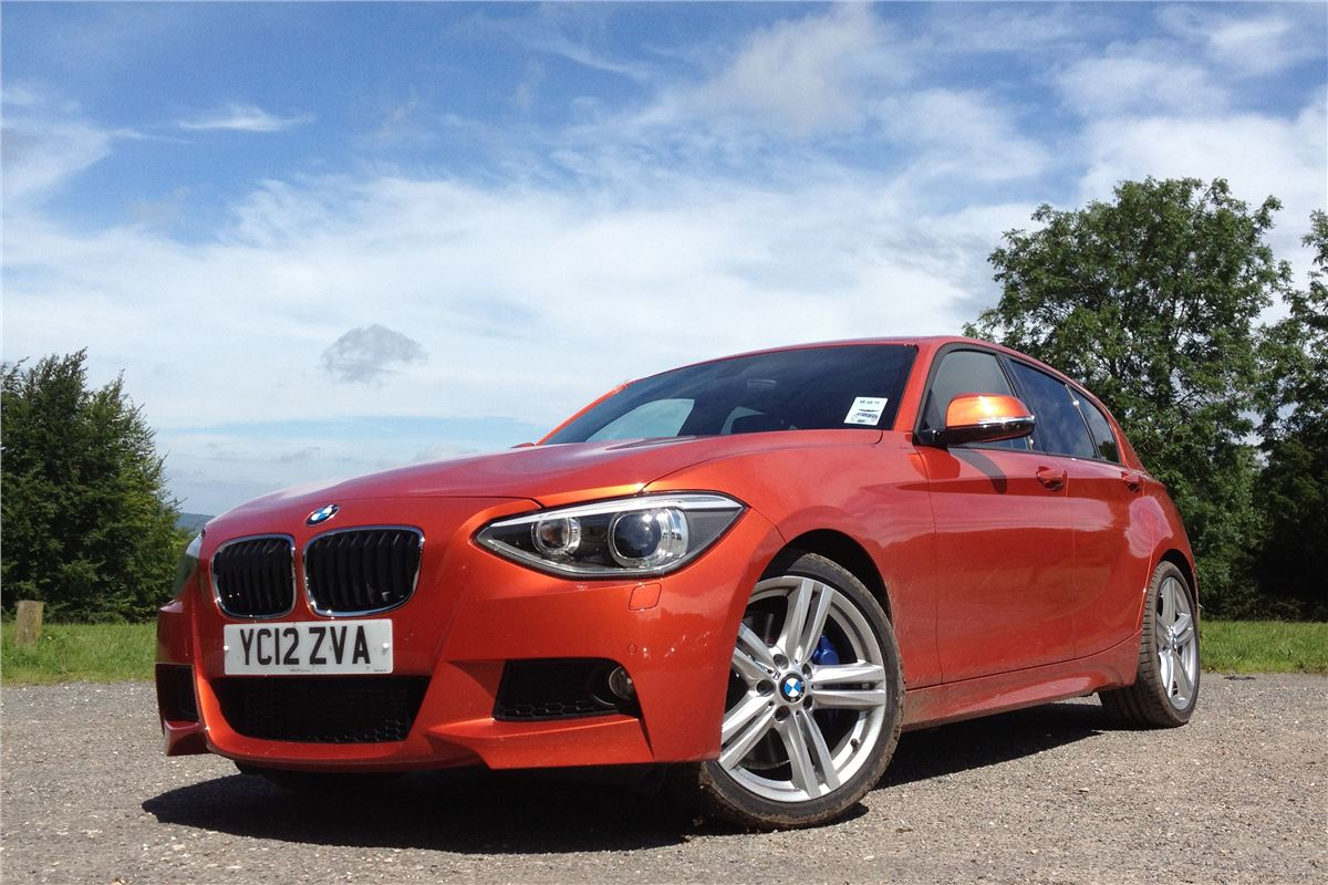 bmw 1 series f20 125d m sport 2012 road test road tests honest john. Black Bedroom Furniture Sets. Home Design Ideas