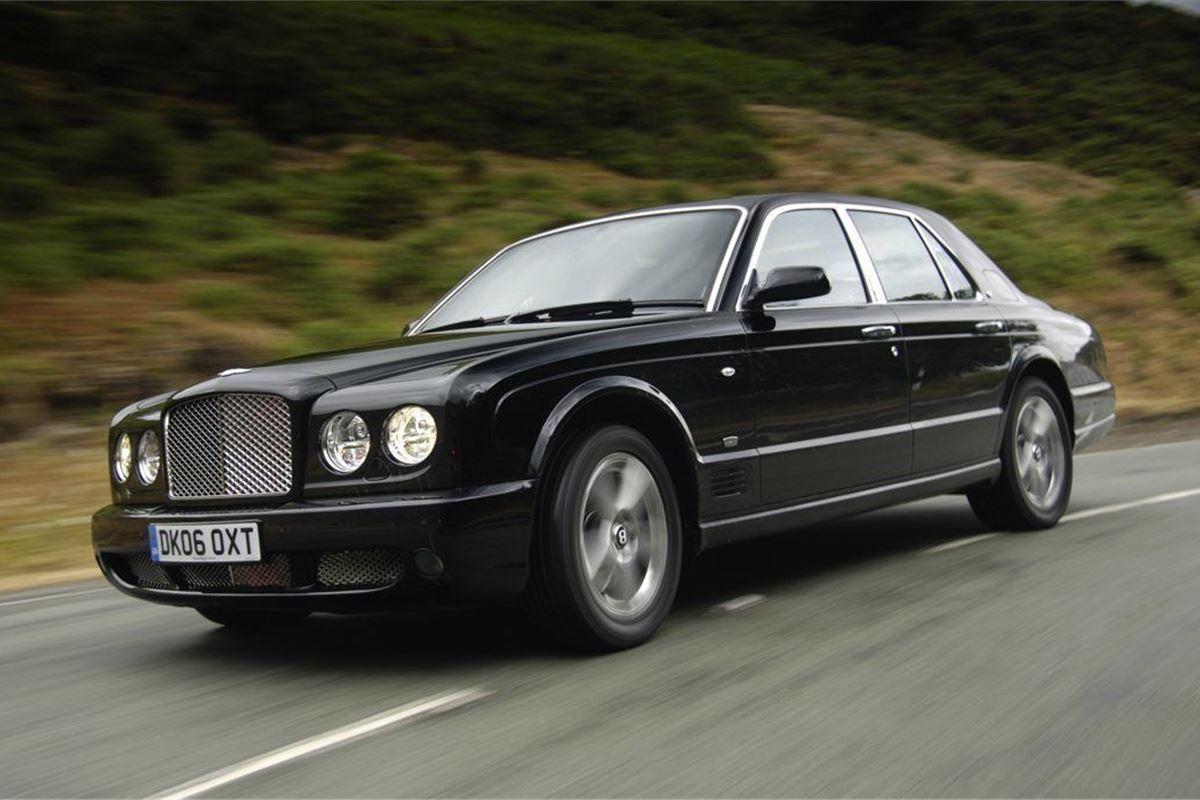 Bentley arnage t 2002 car review honest john vanachro Choice Image