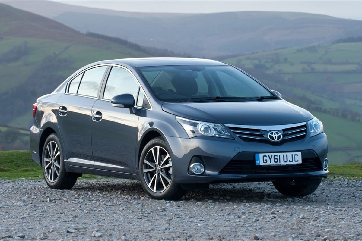 Toyota Avensis 2009 Car Review Honest John
