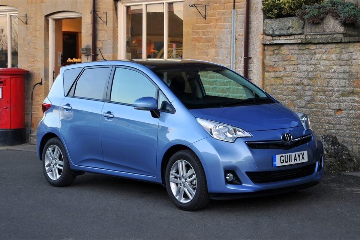 Toyota Verso S 2011 - Car Review | Honest John