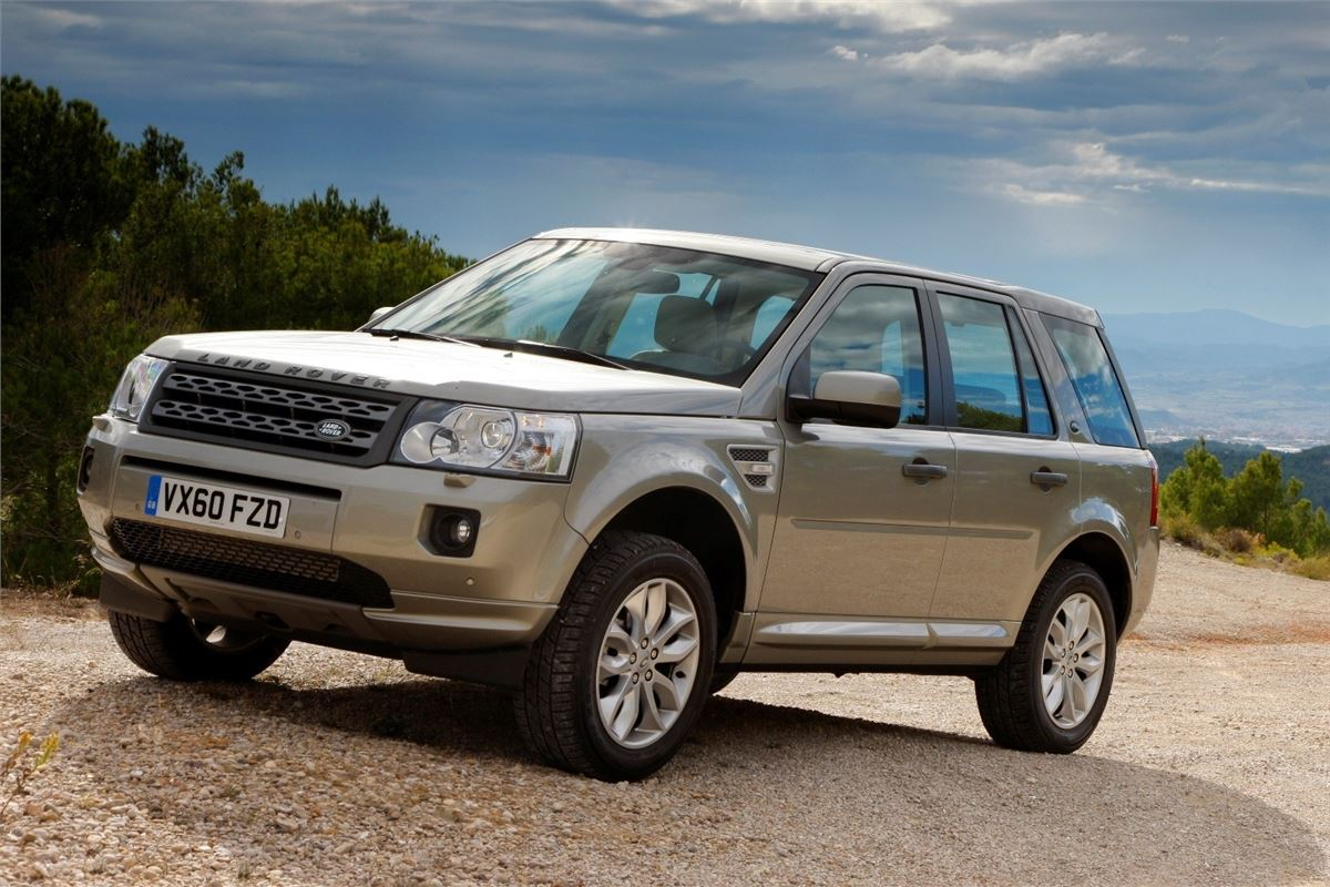 Land Rover Freelander Ed Hse on land rover freelander 1