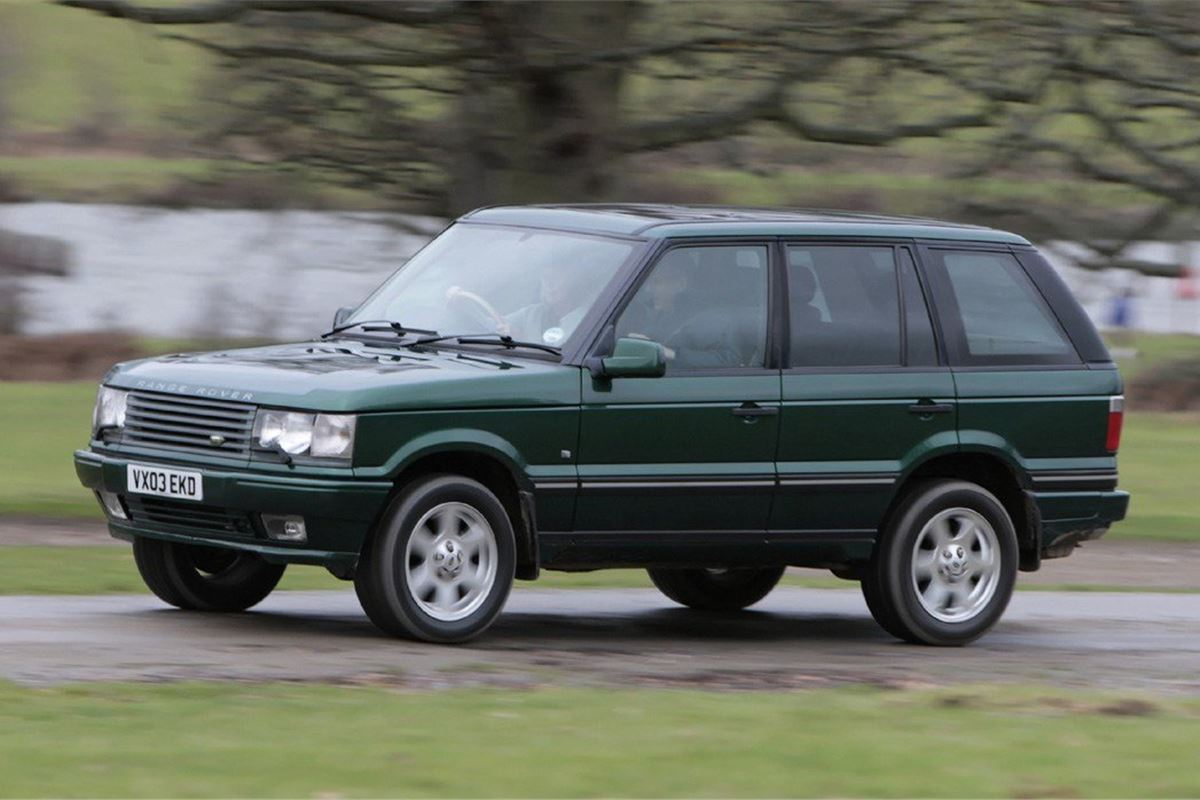 Land Rover Range Rover 1994 - Car Review | Honest John