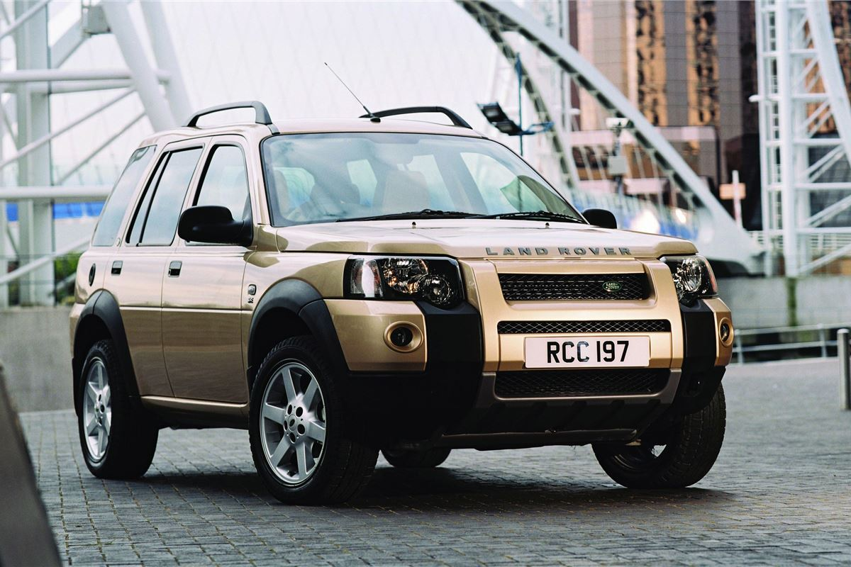 land rover freelander questions and answers road tests. Black Bedroom Furniture Sets. Home Design Ideas