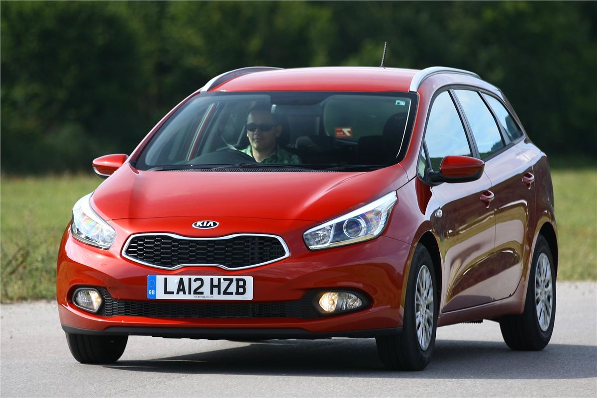 KIA cee'd SW 2012 Road Test | Road Tests | Honest John