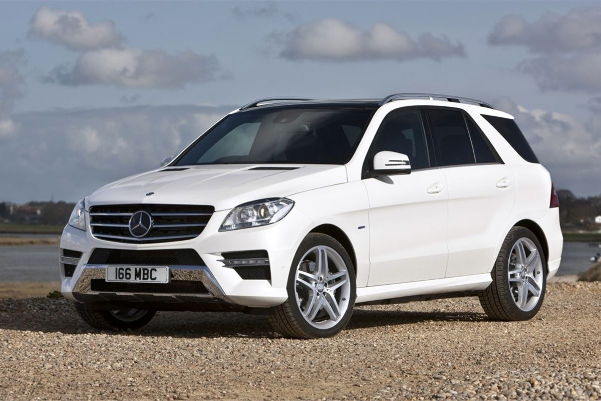Mercedes benz ml class w166 2012 car review honest john for Mercedes benz ml price