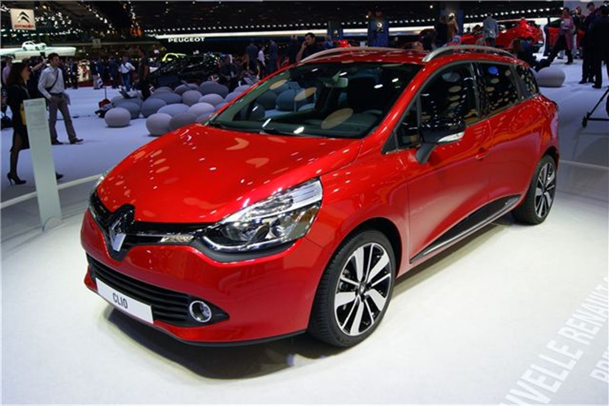 Renault Clio Estate 2013 Car Review Honest John