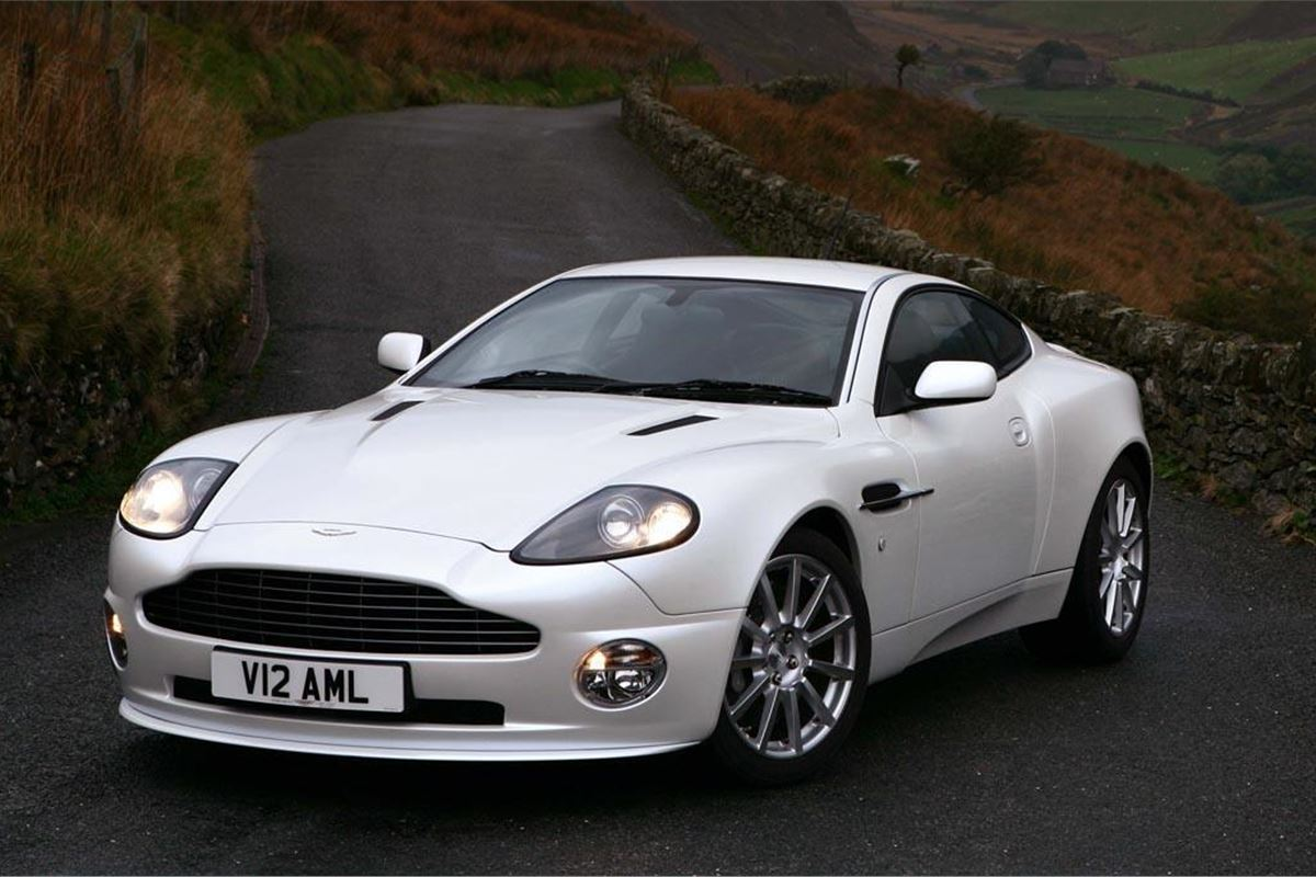 Review Aston Martin Vanquish 2001 2007 Honest John