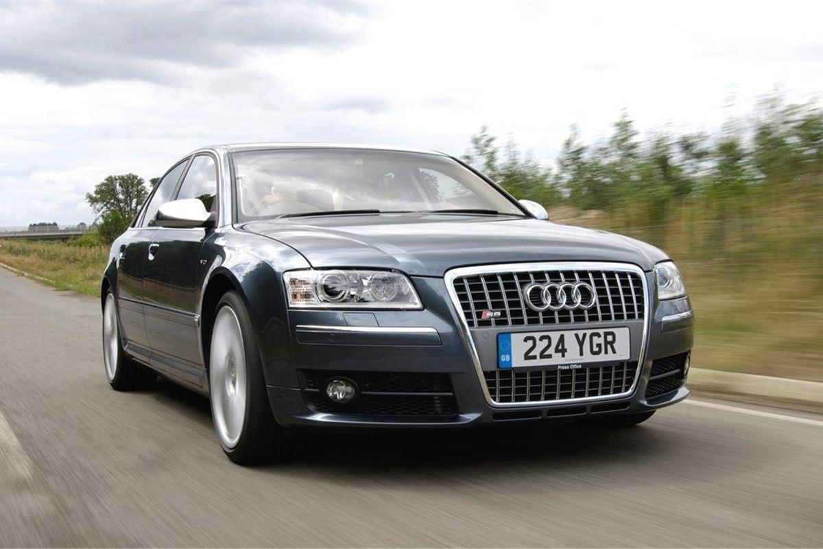 Audi s8 2006 car review honest john