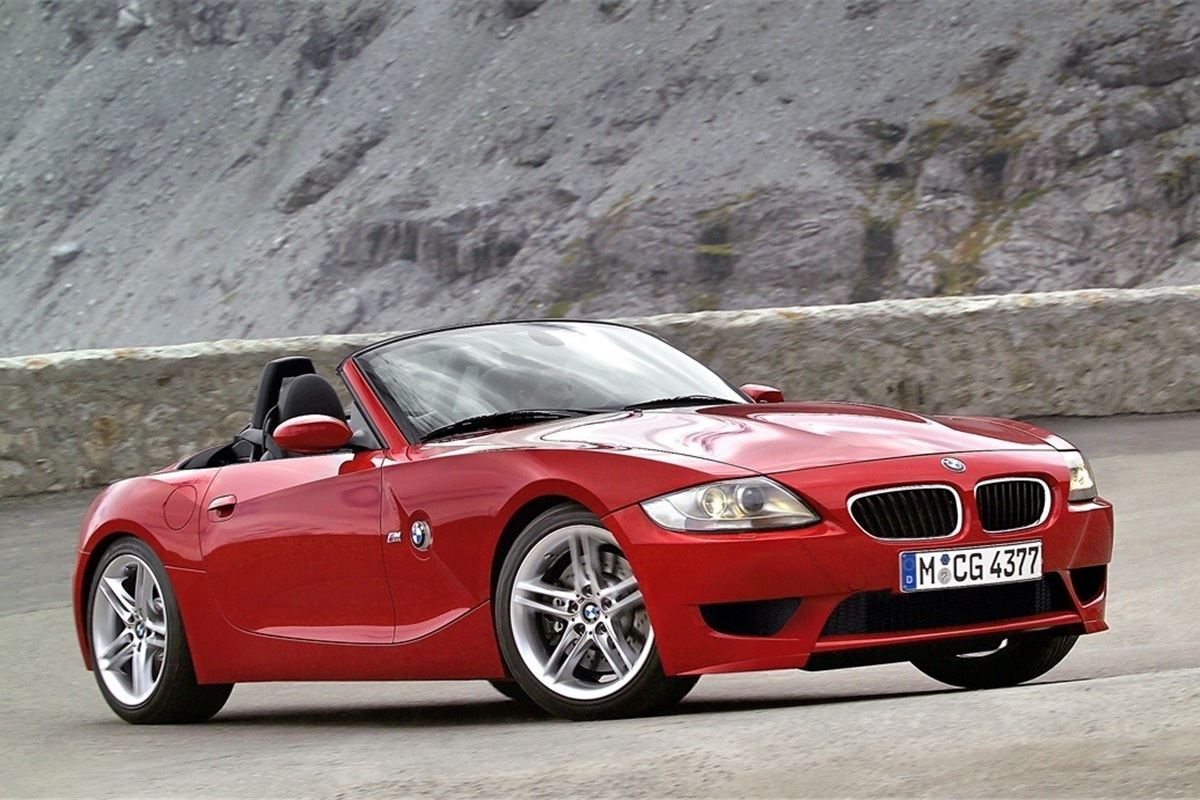 bmw z4 2003 car review honest john. Black Bedroom Furniture Sets. Home Design Ideas