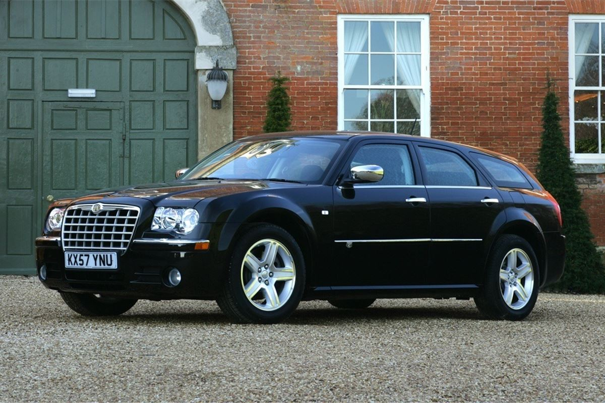 Chrysler 300c touring 2006 car review honest john for Chrysler 300c