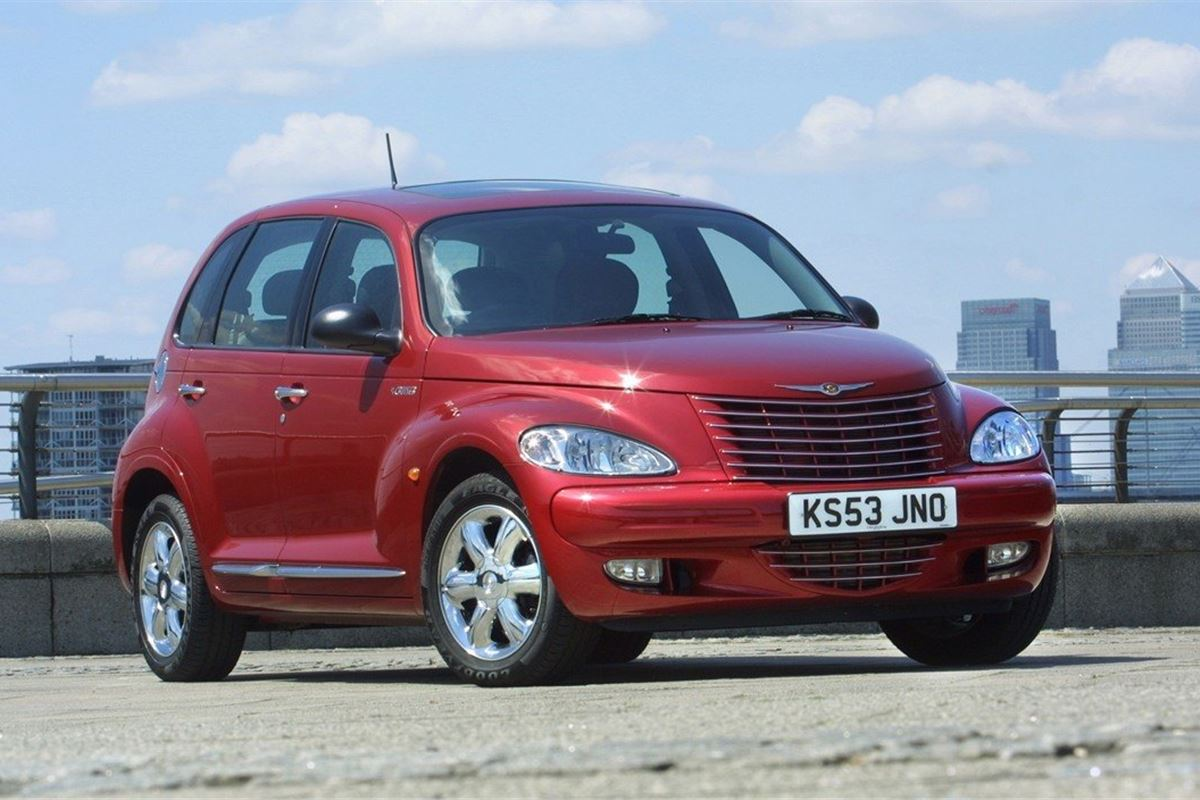 chrysler pt cruiser 2000 car review honest john. Black Bedroom Furniture Sets. Home Design Ideas